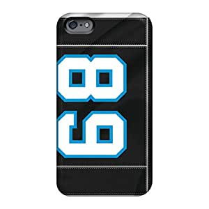 Perfect Hard Cell-phone Case For Apple Iphone 6s (jyE4776hXSc) Custom Colorful Carolina Panthers Pictures
