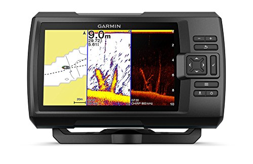 New Garmin STRIKER Plus 7 CV Colour Sounder Sonar Fish Finder GPS +...