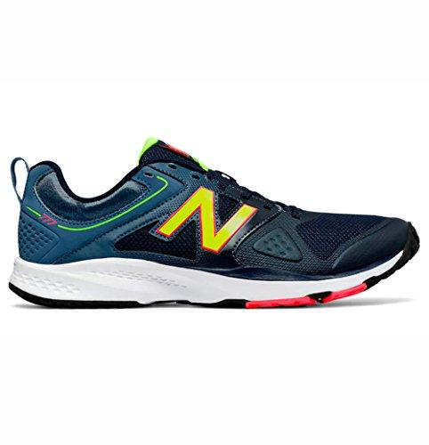 New Balance, Scarpe da corsa uomo blu blu