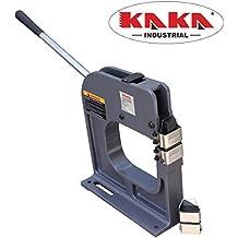 KAKA Industrial SS-16 Metal Shrinker Stretcher, 16 Gauge Mild Steel, 8-Inch Throat Depth, Metal Fabrication Shrinker Stretcher