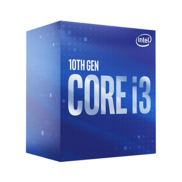 Intel Core i3-10100 (4 núcleos hasta 4,3 GHz LGA1200 (Intel 400 Series Chipset), 65 W