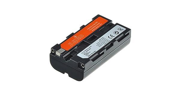 CARGADOR PARA SONY dcr-vx-700 dcr-vx-700e Batería
