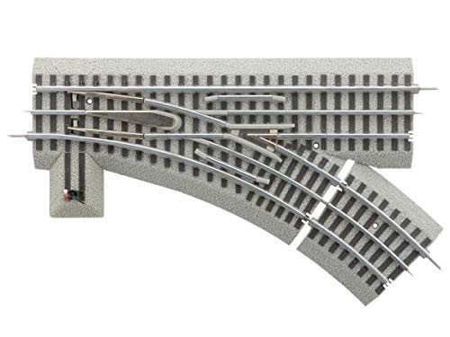 - Lionel LNL81251 O-31 FasTrack Manual Right-Hand Switch