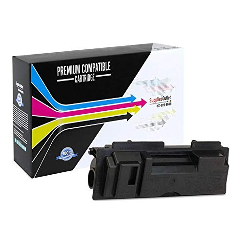 (SuppliesOutlet Compatible Toner Cartridge Replacement for Kyocera Mita TK-18 (Black,1 Pack))