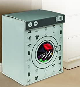 Amazon.com: FOLDABLE SPACE SAVING WASHING MACHINE LAUNDRY ...