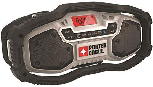New Porter Cable Pcc771b 20 Volt Max Jobsite Radio Cordle...