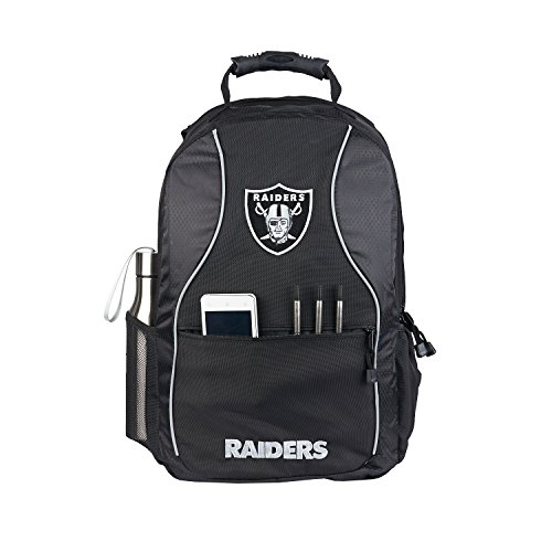 The Northwest Company Officially Licensed NFL Oakland Raiders Phenom (Raider Pack)