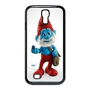 Diy Phone Cover Smurfs for Samsung Galaxy S4 I9500 WEQ209617