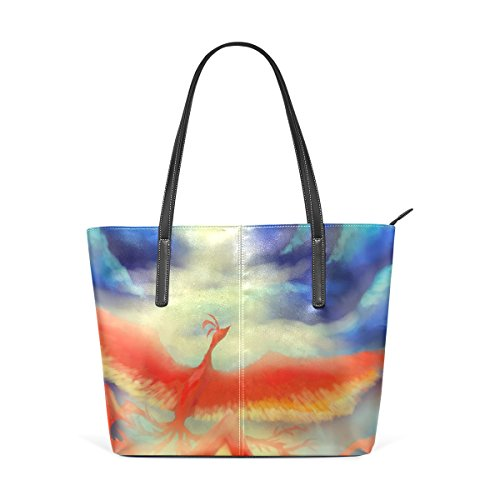 Top Phoenix Bags Shoulder Large Satchel Purse Bennigiry Handle Handbags Tote Women's EF8x5qwwnR