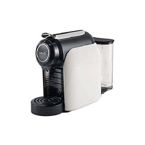 Delta Q Qool Evolution Coffee Machine (Gloss White) Dela