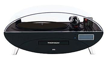 Thomson TT400CD Tocadiscos con reproductor de CD y puerto ...