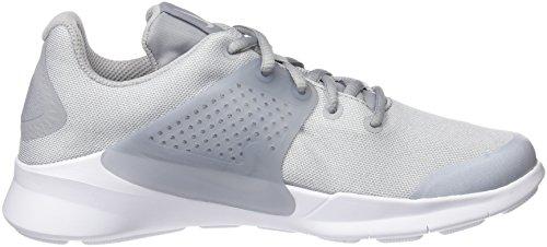 Nike Element 1/2 Zip Maglia Grigio (Wolf Grey/white)