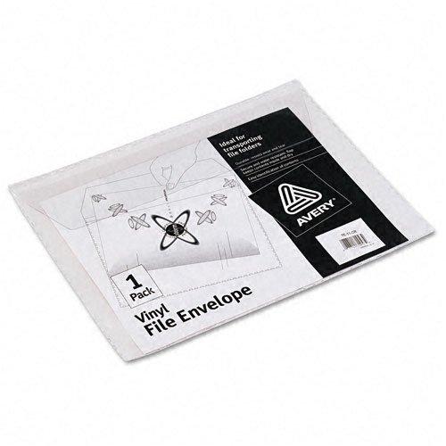 Top Avery 72053 - File Envelope, Jacket, Letter, Vinyl, Clear-AVE72053 supplier