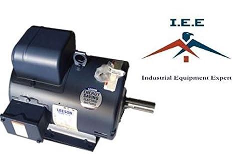 Nuevo h/d Motor eléctrico para compresor de aire 7.5hp PH 1725 RPM 215T 230 V: Amazon.es: Amazon.es