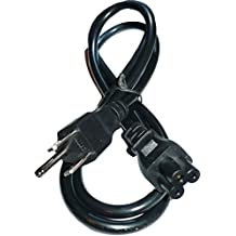 Super Power Supply® 4FT Foot AC Cord for LG 60LN5400 55LN5400 50LN5400 47LN5400 42LN5400 32LN536B 32LN5700 39LN5700 42LN5700 47LN5700 50LN5700 55LN5700 LED TV