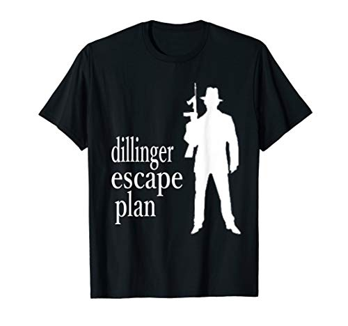 Dillinger Escape Plan Shirt - Several Colors