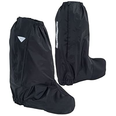 Tour Master Deluxe Boot Rain Covers - X-Small/Black