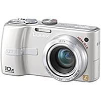 Panasonic Lumix DMC-TZ1S 5 Megapixels Digital Camera - 10x Optical Zoom/4x Digital Zoom - 2560 x 1920 - 2.5-inch LCD Display - 13.4 MB Memory - MultiMediaCard, SD Memory (Certified Refurbished)
