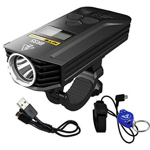 Nitecore Rechargeable Headlight Quick Release LumenTac product image