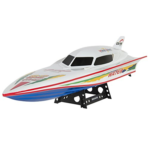 Best Choice Products Huge 28″ RC Boat Electric High Speed Racing w/ Remote Control Radio R/C RTR review