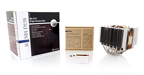 Build My PC, PC Builder, Noctua NH-D15S