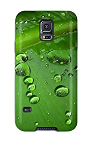 6222658K89879943 Protective Case For Galaxy S5(green)