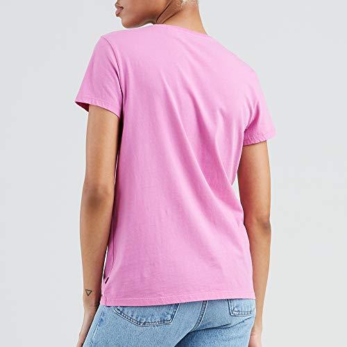 Rose Femme shirt Perfect T Tee Levi's 7q40X4
