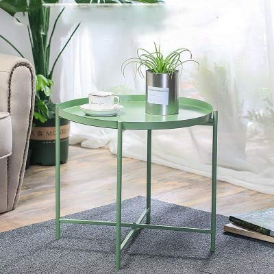 Remarkable Amazon Com Fumak Nordic Wrought Iron Tray Small Table Gmtry Best Dining Table And Chair Ideas Images Gmtryco