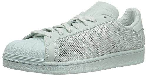 adidas Originals Men's Superstar Triple, Vapgrn,Vapgrn,Vapgrn, 10 Medium US (Mens Star Adidas Triple)