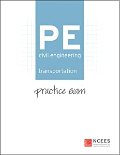 PE Civil: Transportation Sample Questions and Solutions: NCEES ...