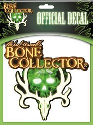 (Bone Collector Decal | Original Logo | 6