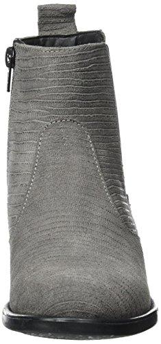 Tamaris Donna Stivaletti Structure Grigio 259 grey 250 AgrqwA