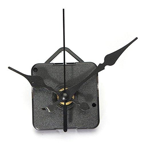 bephamart bricolaje Silent Reloj de pared de cuarzo mecanismo de movimiento Reparación Replacment