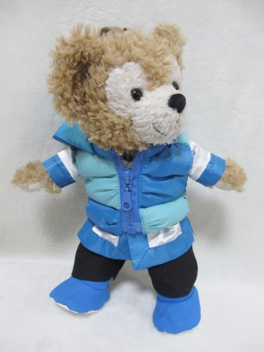D-cute popcorn pouch Duffy costume stuffed Kos duffy clothes am153 (japan import)
