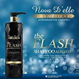 The Flash Shampoo Smooth Extreme Intense Hair Progressive Brush 1000ml