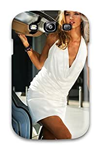 CaseyKBrown IvLURYb9493ZDGow Case Cover Galaxy S3 Protective Case Rosie Huntington Whiteley In Transformers 3