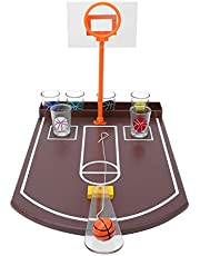 Portable Mini Basketball Drinking Game Beer Drinking Game Toy, voor vrije tijd