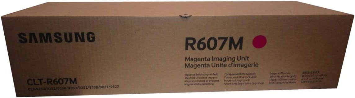 CLT-R607M//XAA Samsung CLX-9250ND Unit/é dImagerie Magenta