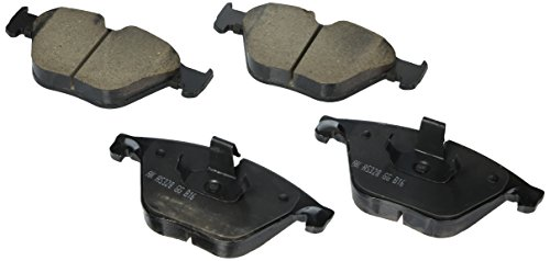 - EURO EUR1505 Akebono EURO Ultra Premium Ceramic Disc Brake Pad Kit