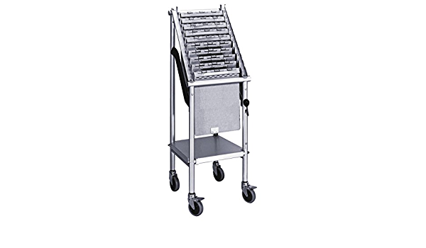 Amazon Com 1 Tier Wheeled Chart Carrier File Cart Office Environment Tables Office Products