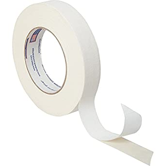 Amazon Com Flat Back Paper Double Sided Stick Tape For