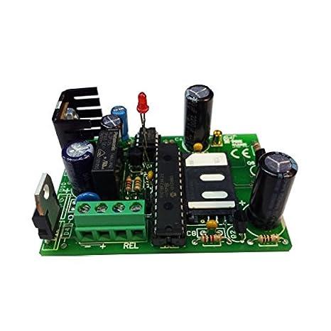 Módulo para control remoto GSM para estufas de pellets ...