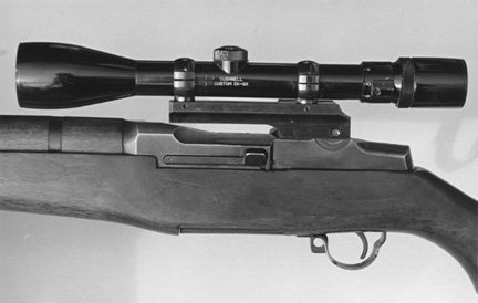 M1 Garand Scope Mount, used for sale  Delivered anywhere in Canada