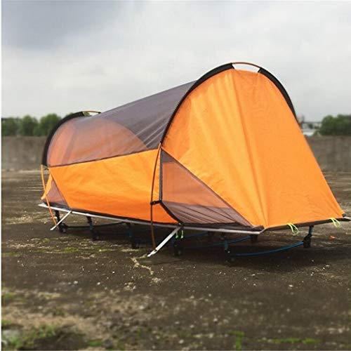 Zyh Carpa, Camping Aumentar Tiendas Ligeras Anti-Mosquito Impermeable al Aire Libre de la Familia de la Tienda a Prueba de...