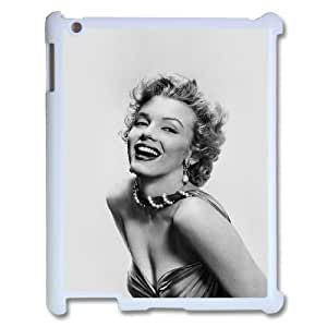 C-EUR Cover Case Marilyn Monroe customized Hard Plastic case For IPad 2,3,4