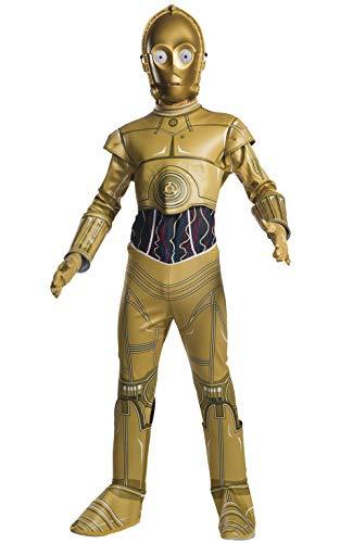 Rubie's Costume Co Star Wars Classic C-3Po Children's Costume, Small -