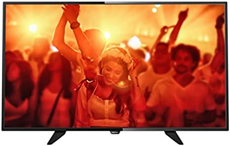 Philips 48PFK4101/12 Televisor LED Full HD de 48 Pulgadas con Digital Crystal Clear, DVB-T/C/S/S2, Color Negro: Philips: Amazon.es: Electrónica