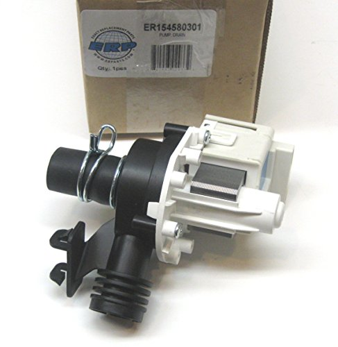 Price comparison product image Dishwasher Water Drain Pump Motor for Electrolux Frigidaire 154580301 AP4019644 PS1765174