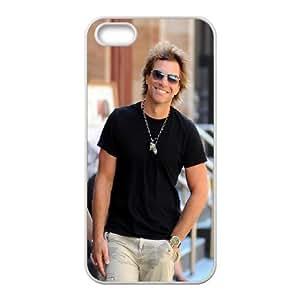 [bestdisigncase] For Apple Iphone 5 5S -Bon Jovi Pop-Metal Music Band PHONE CASE 16
