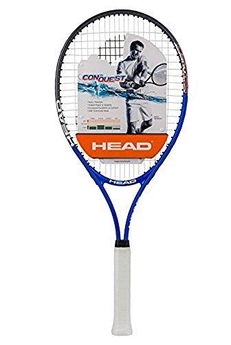 HEAD Ti Conquest Tennis Racquet, 4 1/4-Inch